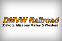 Dakota, Missouri Valley & Western Railroad
